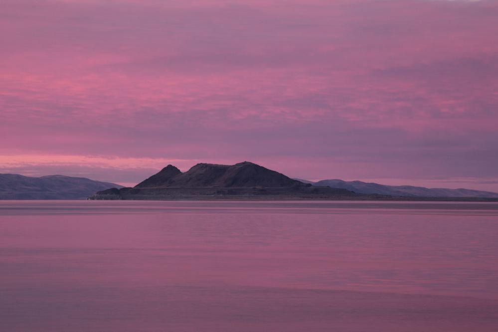 Pyramid Lake Pink