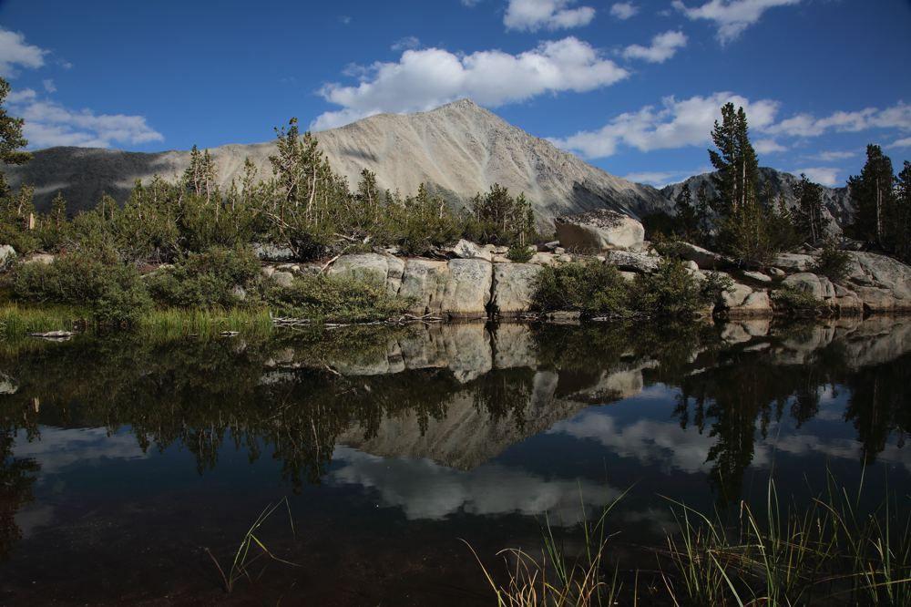 Trail to Ruby Lake